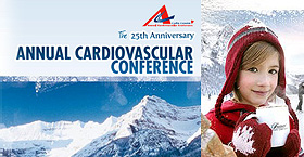 Annual Cardiovascular Conference at Lake Louise