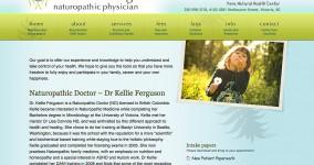 Dr Kellie Ferguson