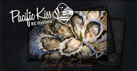 Pacific Kiss :: BC Oysters