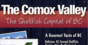Comox Shellfish Magazine Ad