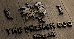 The French Coq ~ A Logo Design